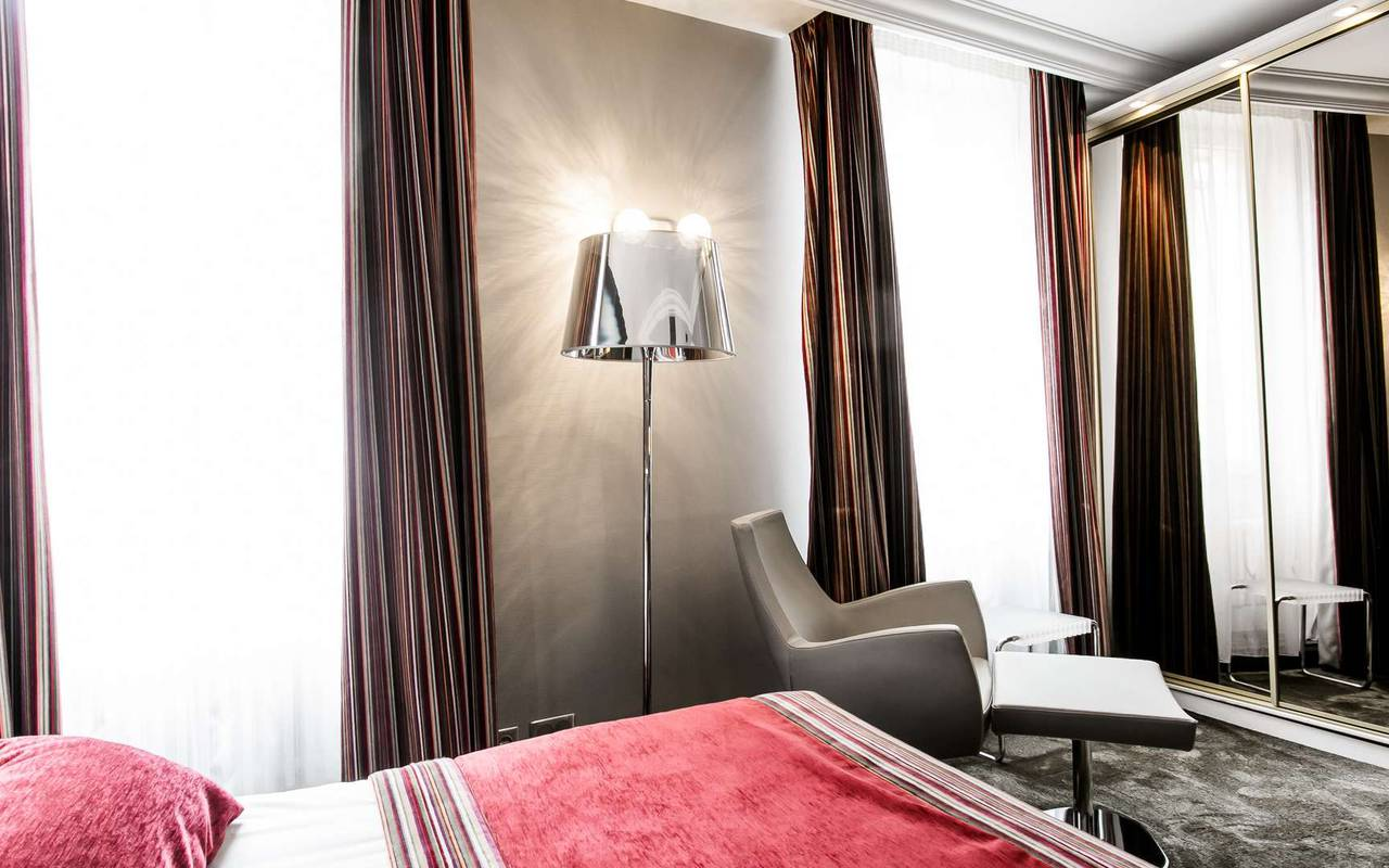 Superior room 4-star hotel in Dijon