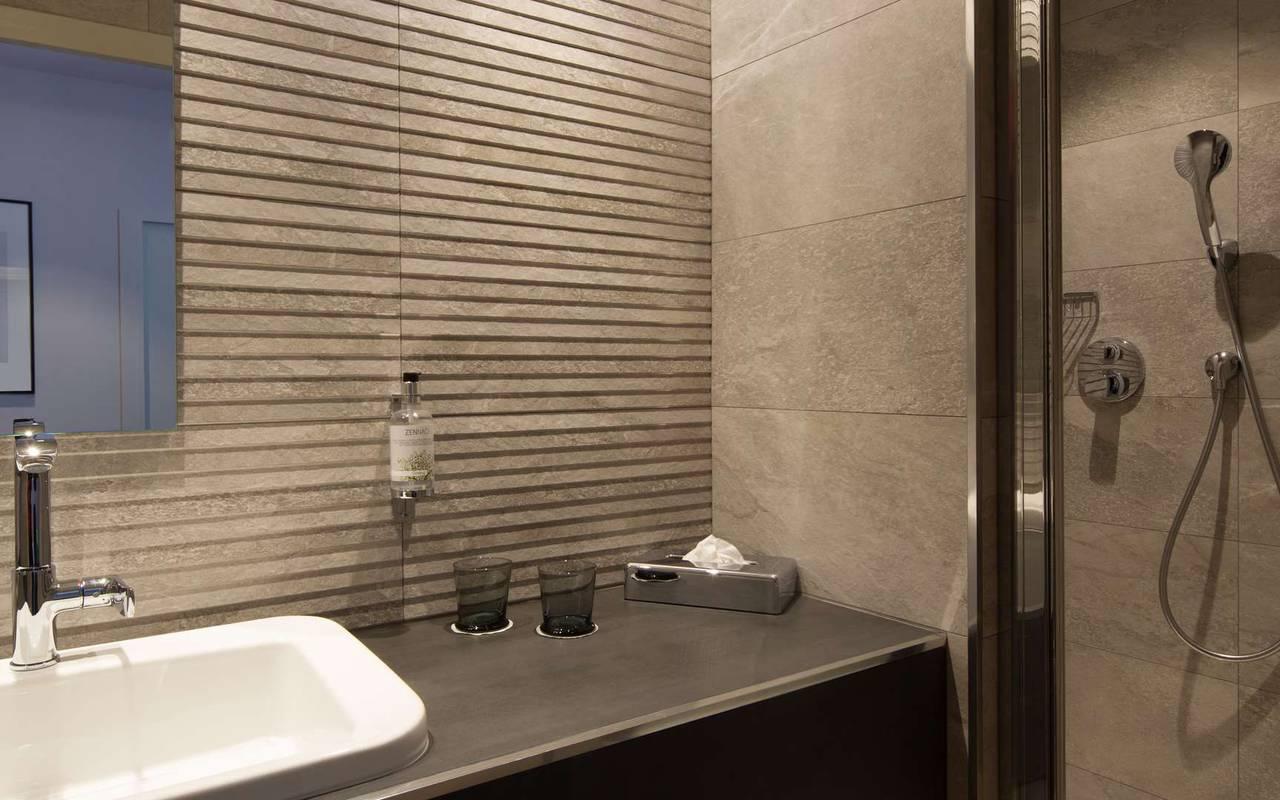Dijon upscale room 4-star hotel
