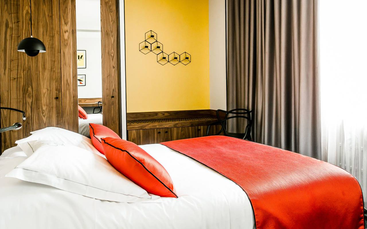 Hotel with authentic charm accommodation Dijon