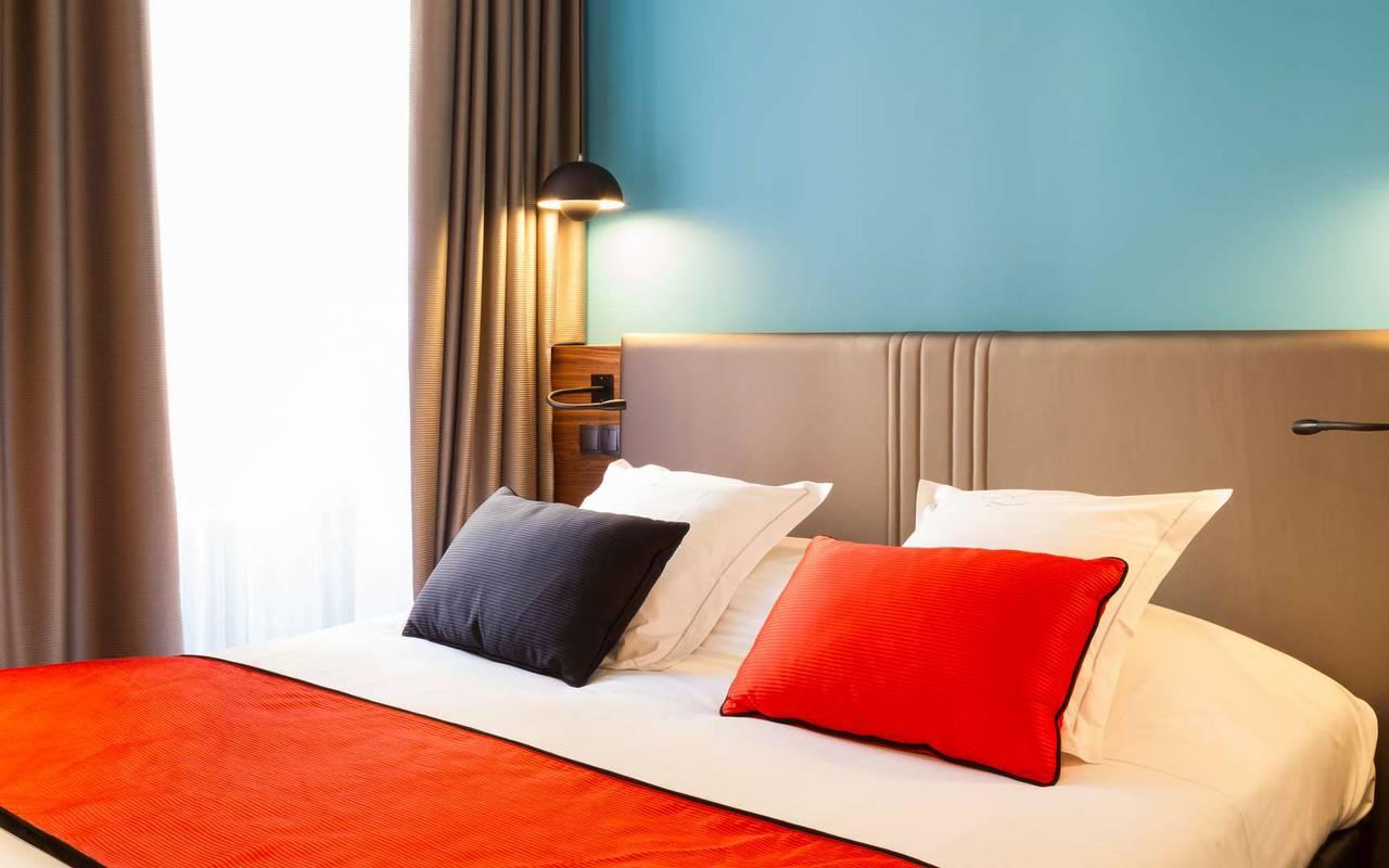 Chambre de charme hôtel Dijon pour un séjour inoubliable