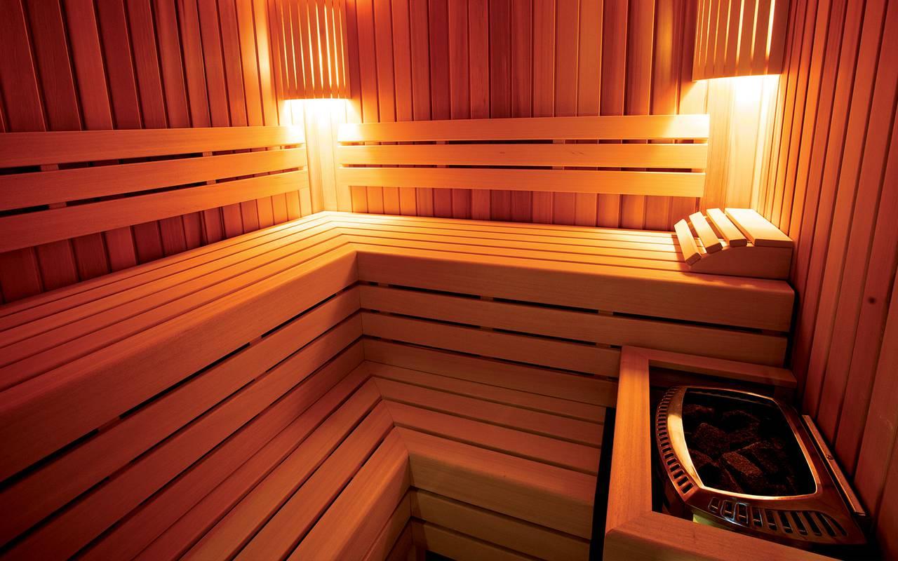 Sauna et hammam Hotel de charme Dijon