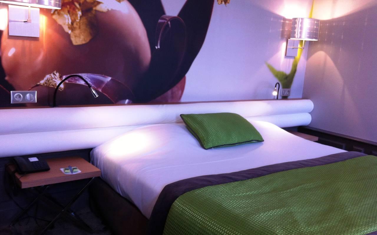 Chambre de charme hôtel Dijon pour famille