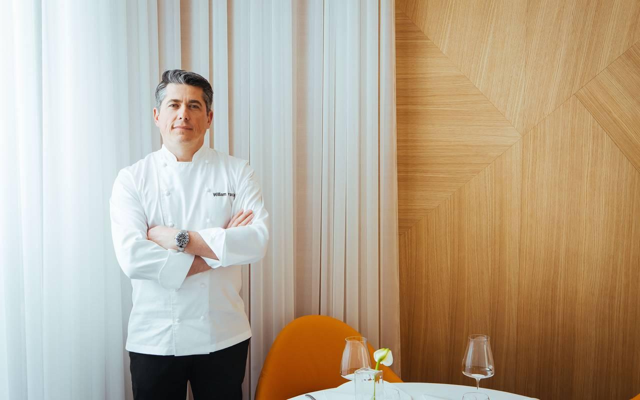 Chef du restaurant Hebergement Dijon