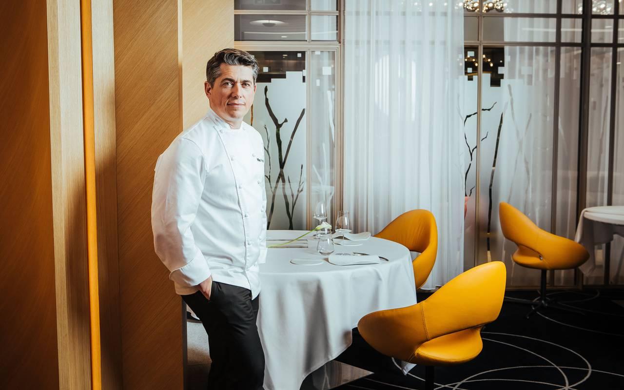 Chef restaurant Hebergement Dijon