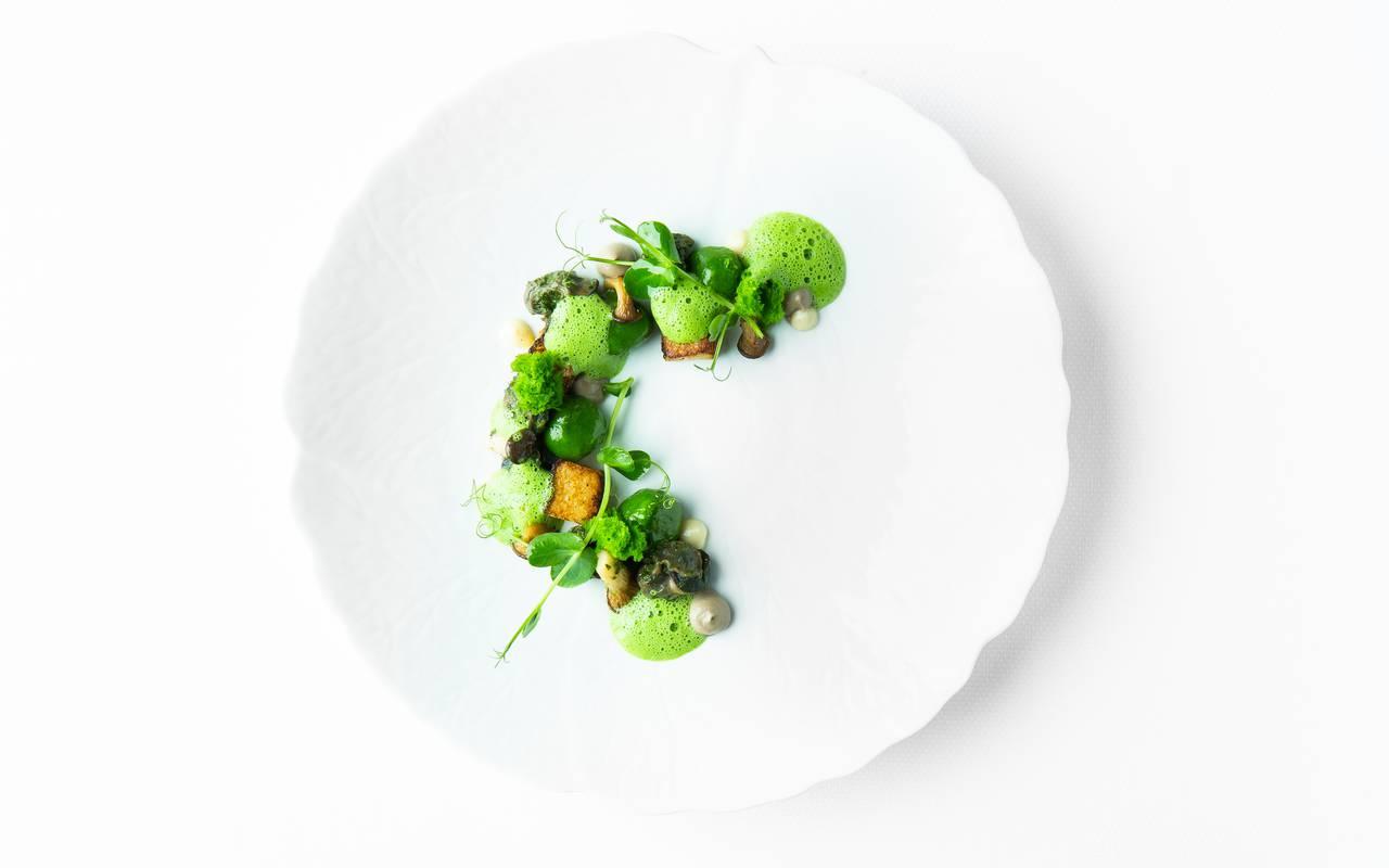 Restaurant gastronomique Chapeau Rouge